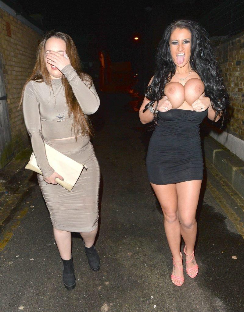 Becky Constantinou's Boobs & Butt (15 Photos)