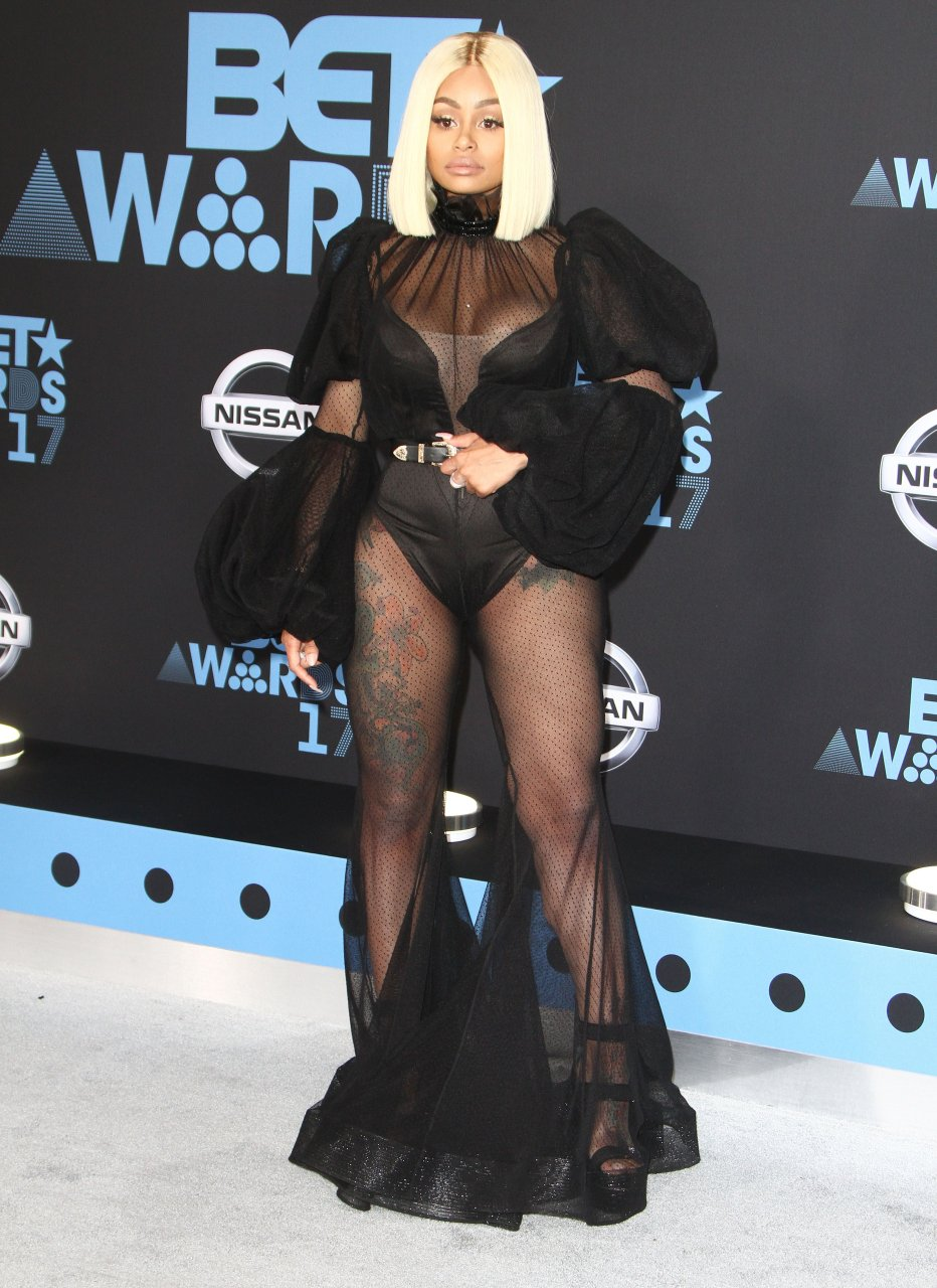 Blac Chyna Sexy (22 Photos)   #TheFappening