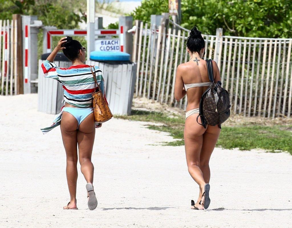 Bre Tiesi Sexy (183 Photos + Video)