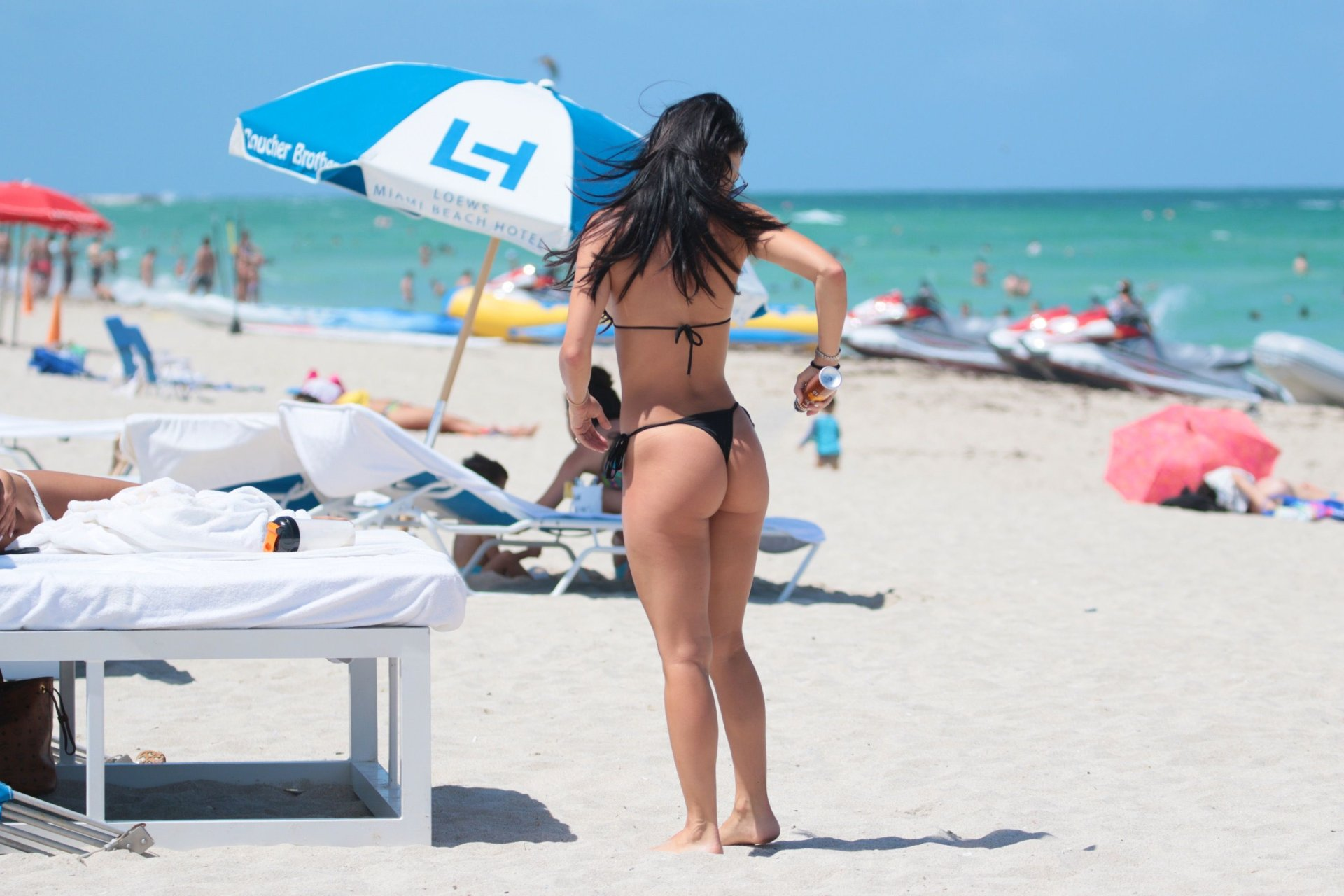 Best hotels to go topless in miami beach
