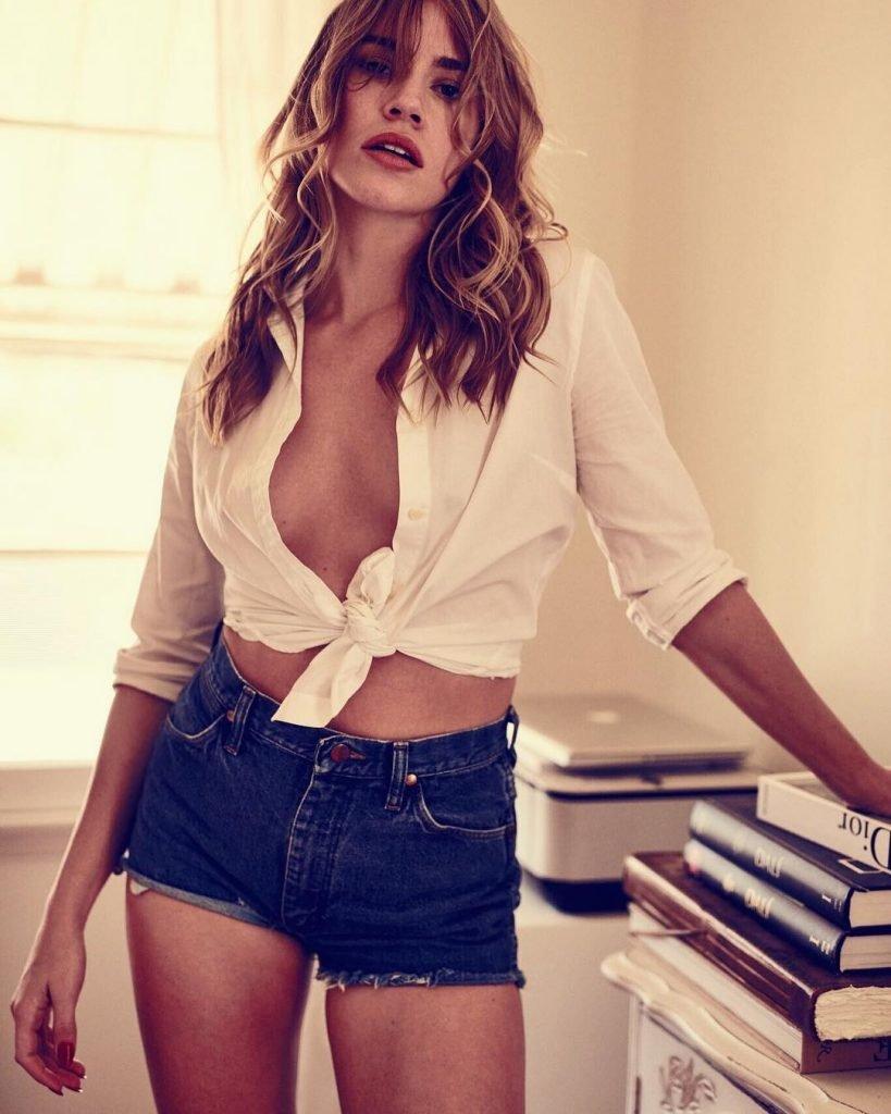 Christa Brittany Allen Sexy (13 Photos)