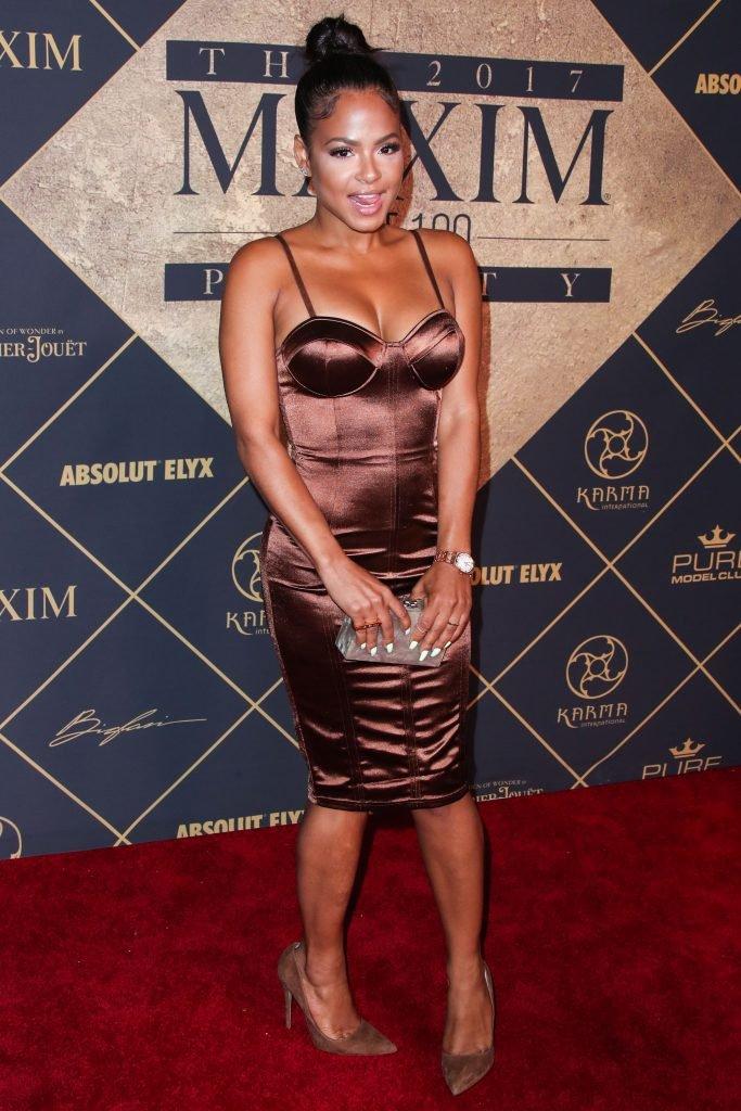 Christina Milian Sexy (32 Photos + Video)