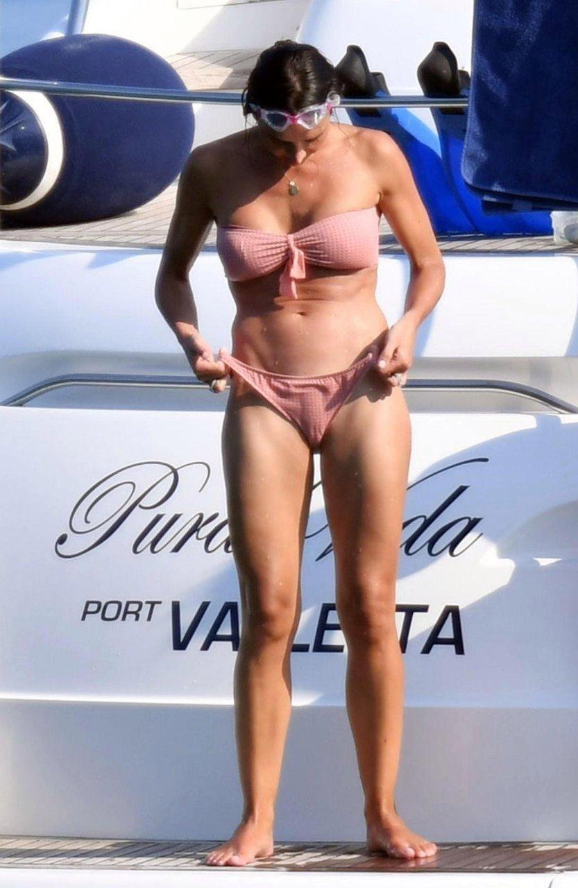 Christine Bleakley Sparks 'boob Job' Rumours