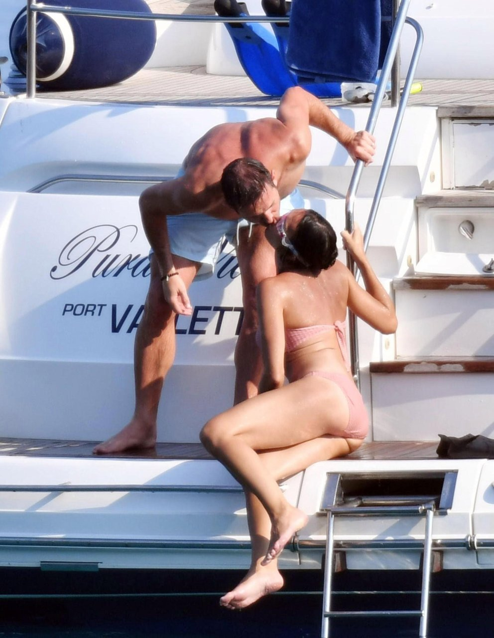 Pity, christine bleakley fakes nude