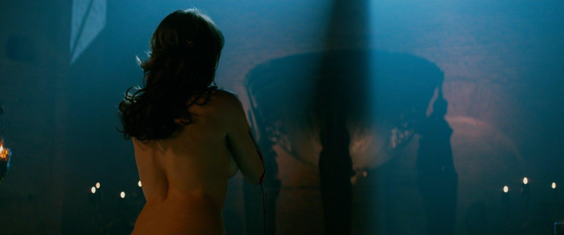 claudia gerini nude