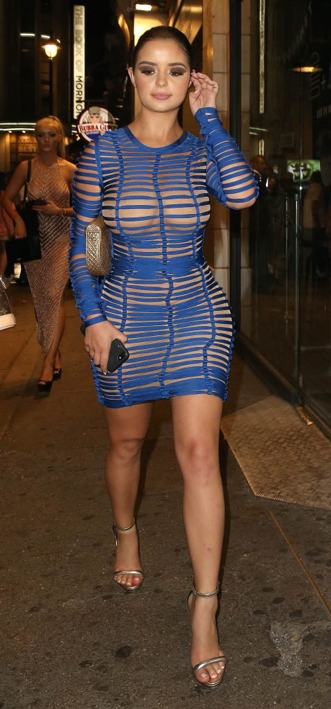 Demi Rose See Through (49 Photos)