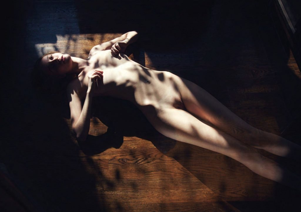 Enya Bakunova Naked (10 Photos)