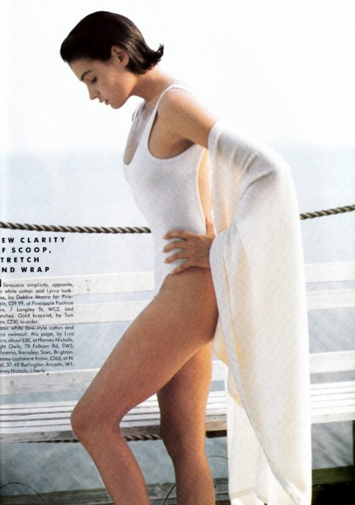 Famke Janssen Sexy & Topless (8 Photos)