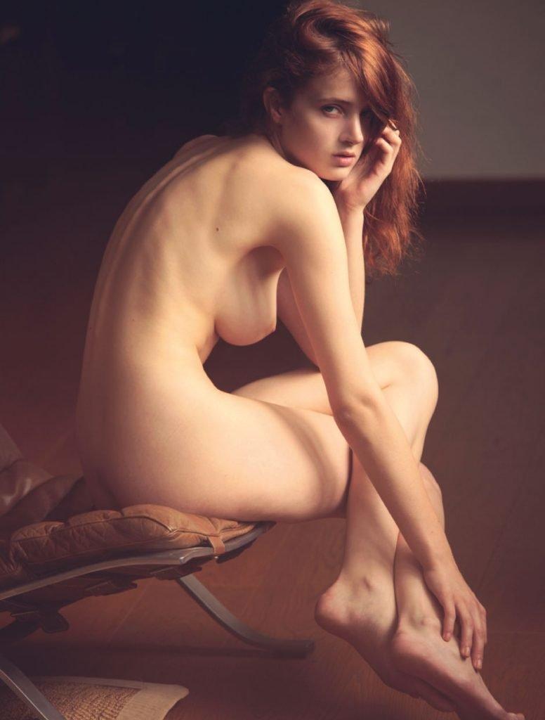 Fanny Francois Naked (9 Photos)