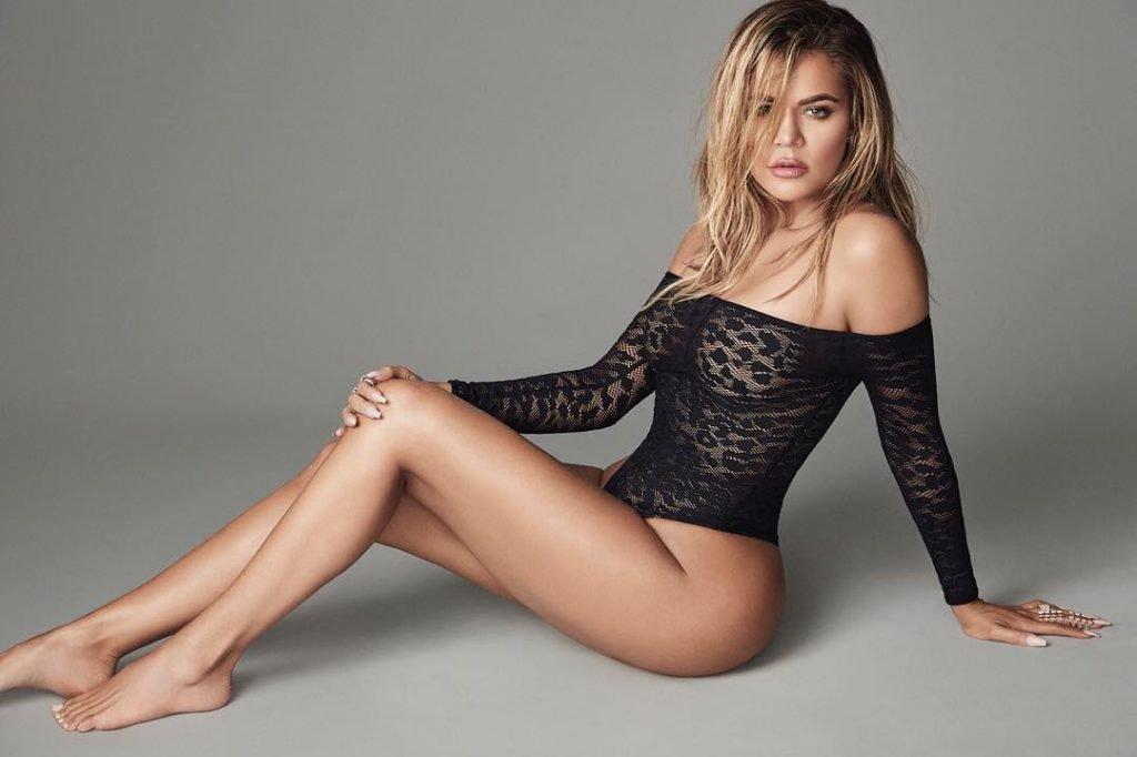 Khloe Kardashian See Through (New Photos)