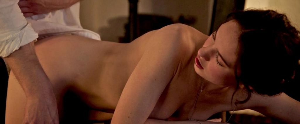 Lily James, etc Nude – The Exception (18 Pics + GIFs & Video)