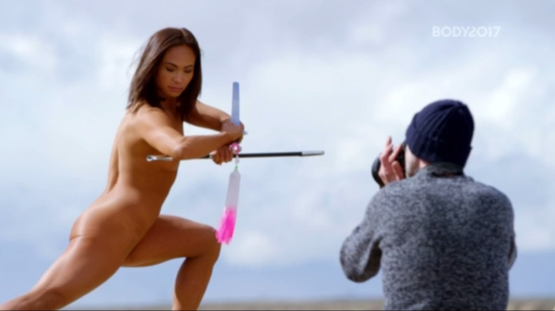 michelle waterson naked with other girls