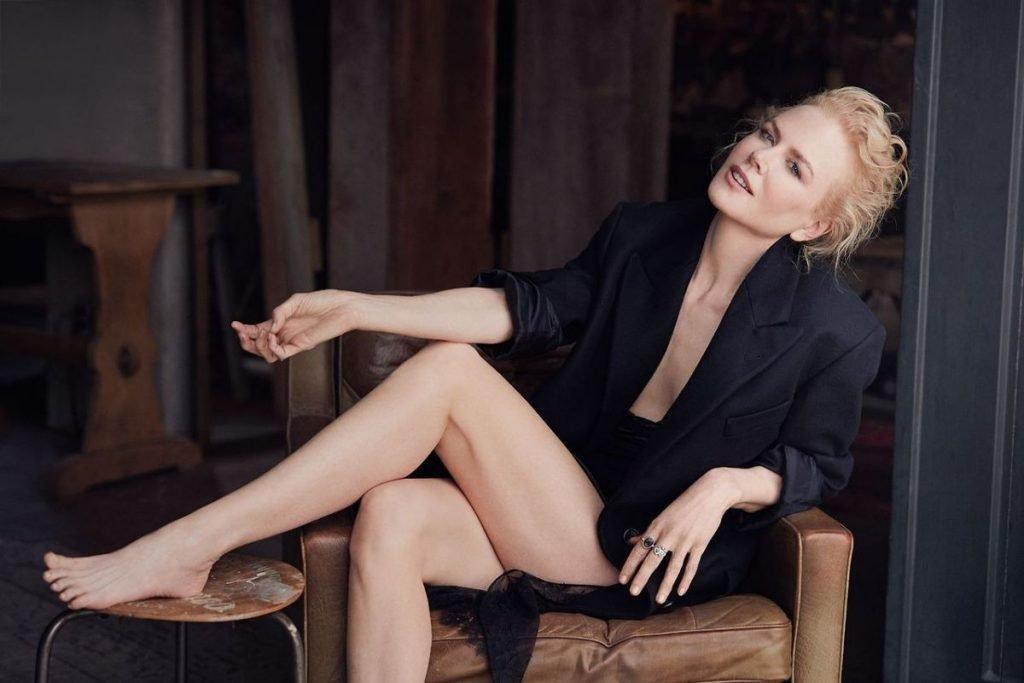 Nicole Kidman Sexy (9 Photos)