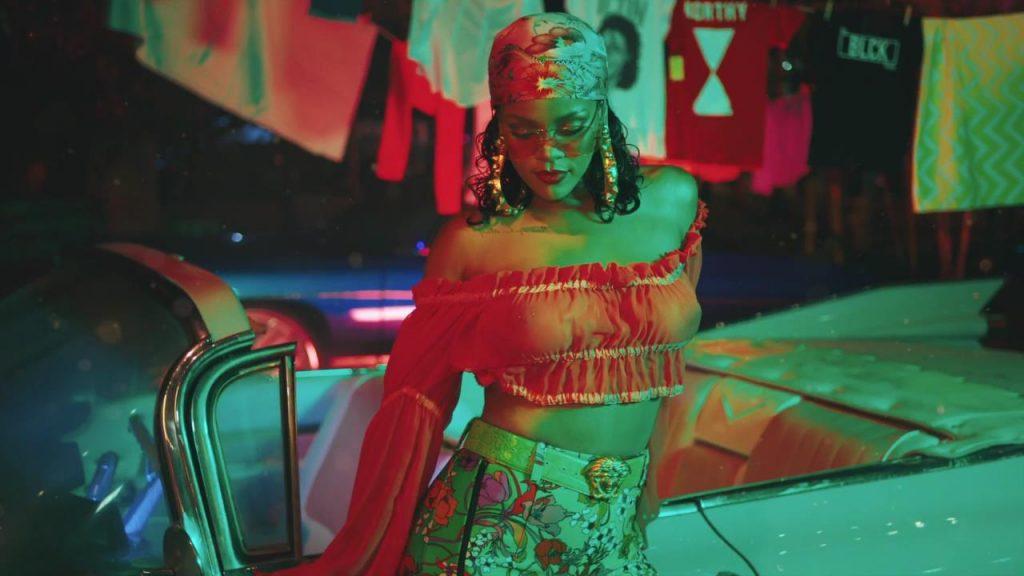 Rihanna See Through (91 Pics + GIFs & Video)