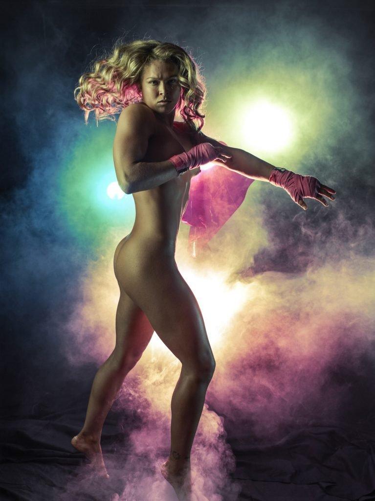 Attractive Rounda Rousey Nude Pics