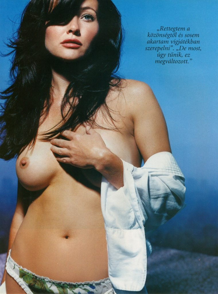 doherty shannon nude in playboy