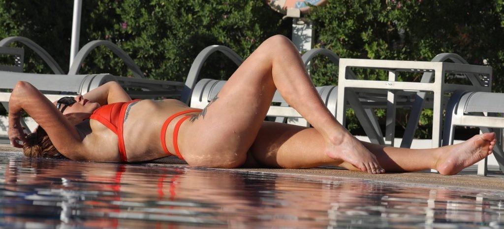 Stephanie Davis Sexy (10 Photos)