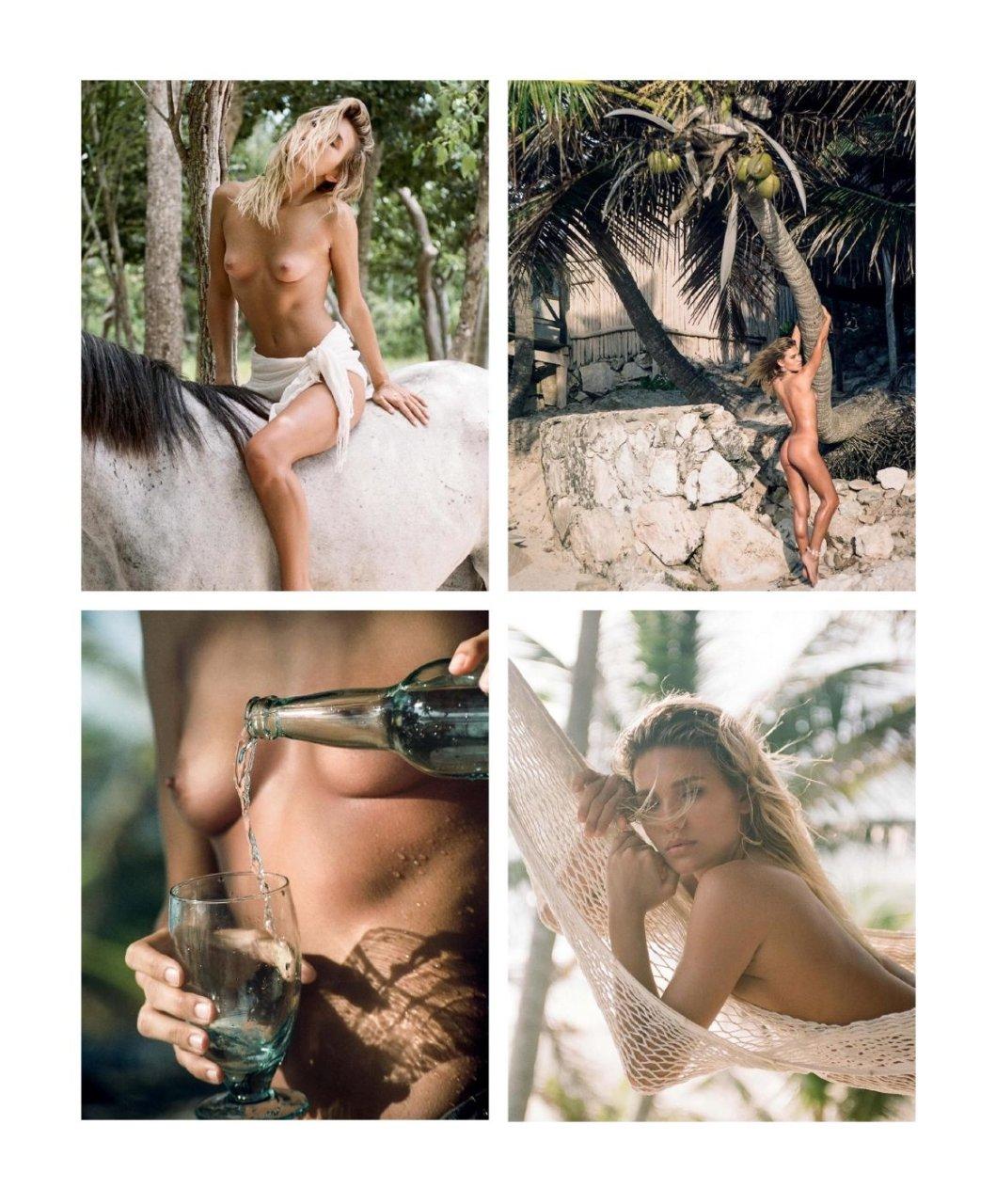 tara lynn topless