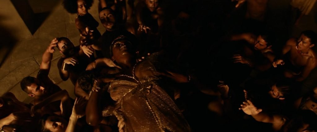 Yetide Badaki Nude – American Gods (2017) s01e08 – HD 1080p