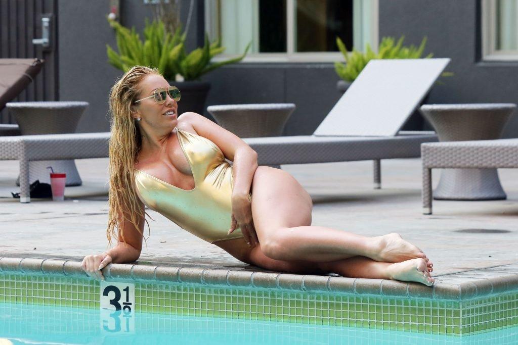 Aisleyne Horgan-Wallace Sexy (29 Photos)