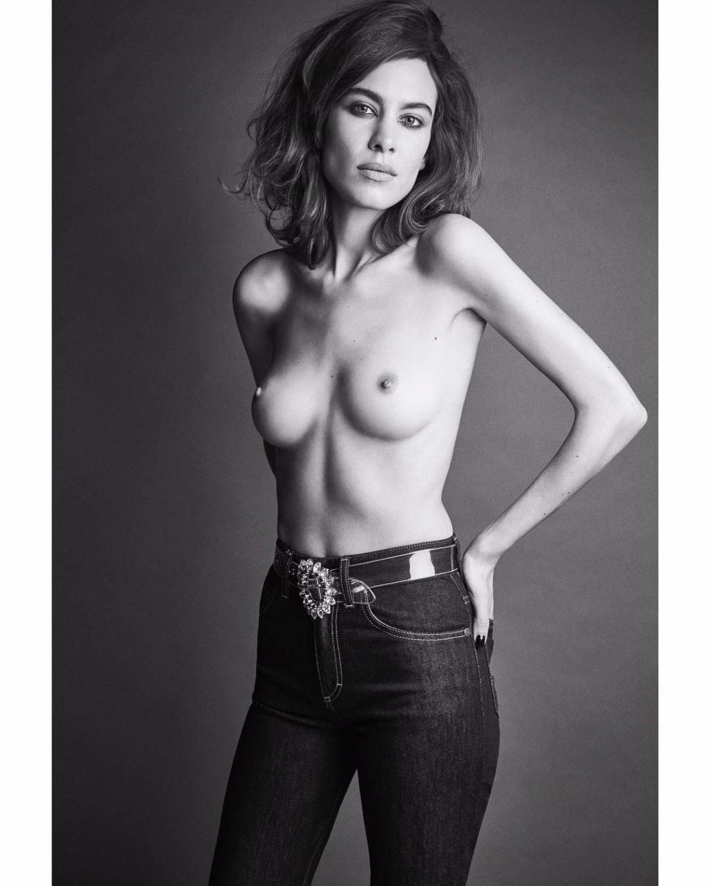 alexa naked