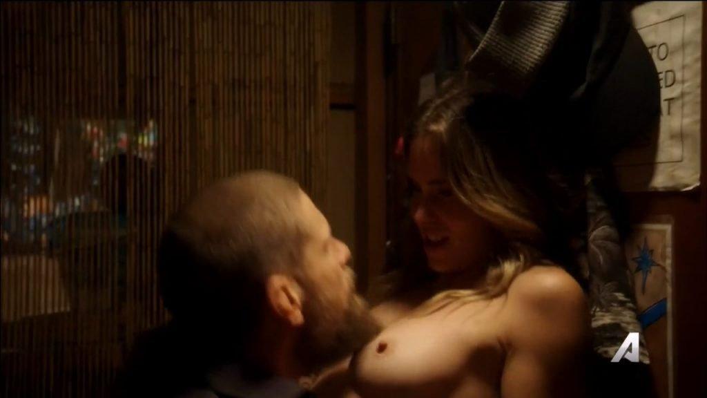 Anna Hutchison Nude – Kingdom (2017) s03e05 – HD 720p