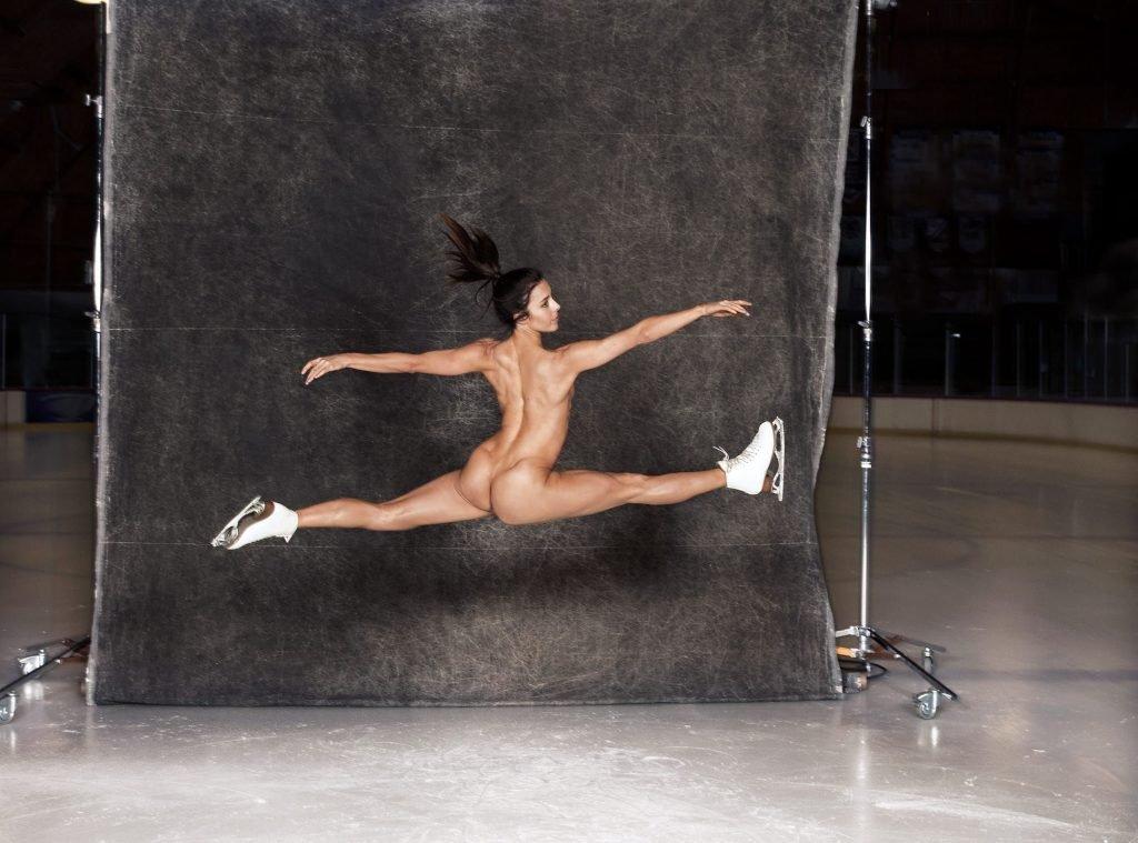 Фото голых спортсменок смешанных единоборств
