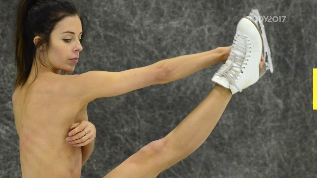 Ashley Wagner Nude (14 Photos + Video)