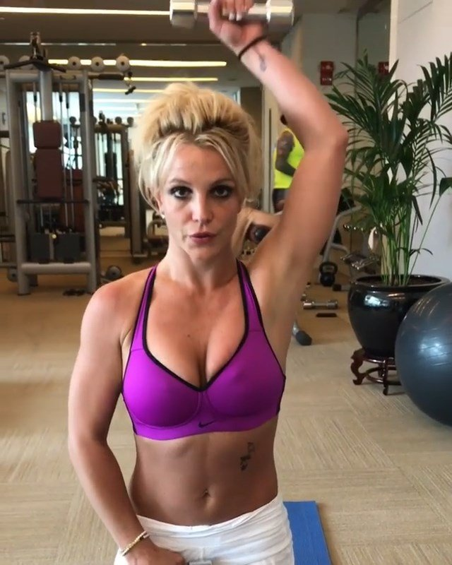 Britney Spears Sexy (16 Pics + Video & Gifs)