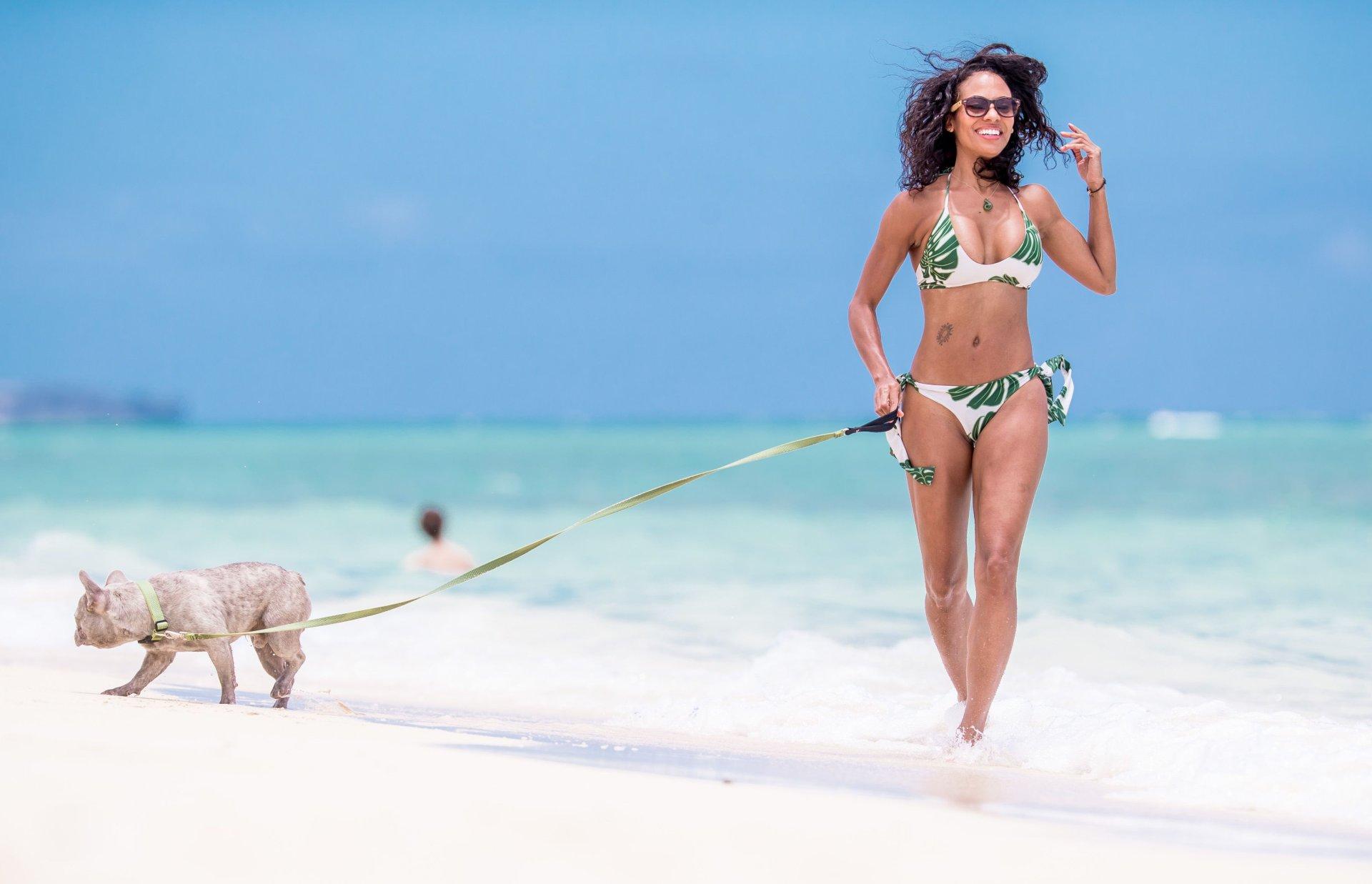 sling bikini thick nude wife