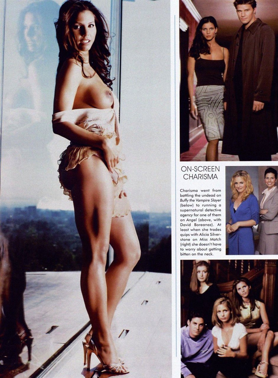 Charisma carpenter naked picture
