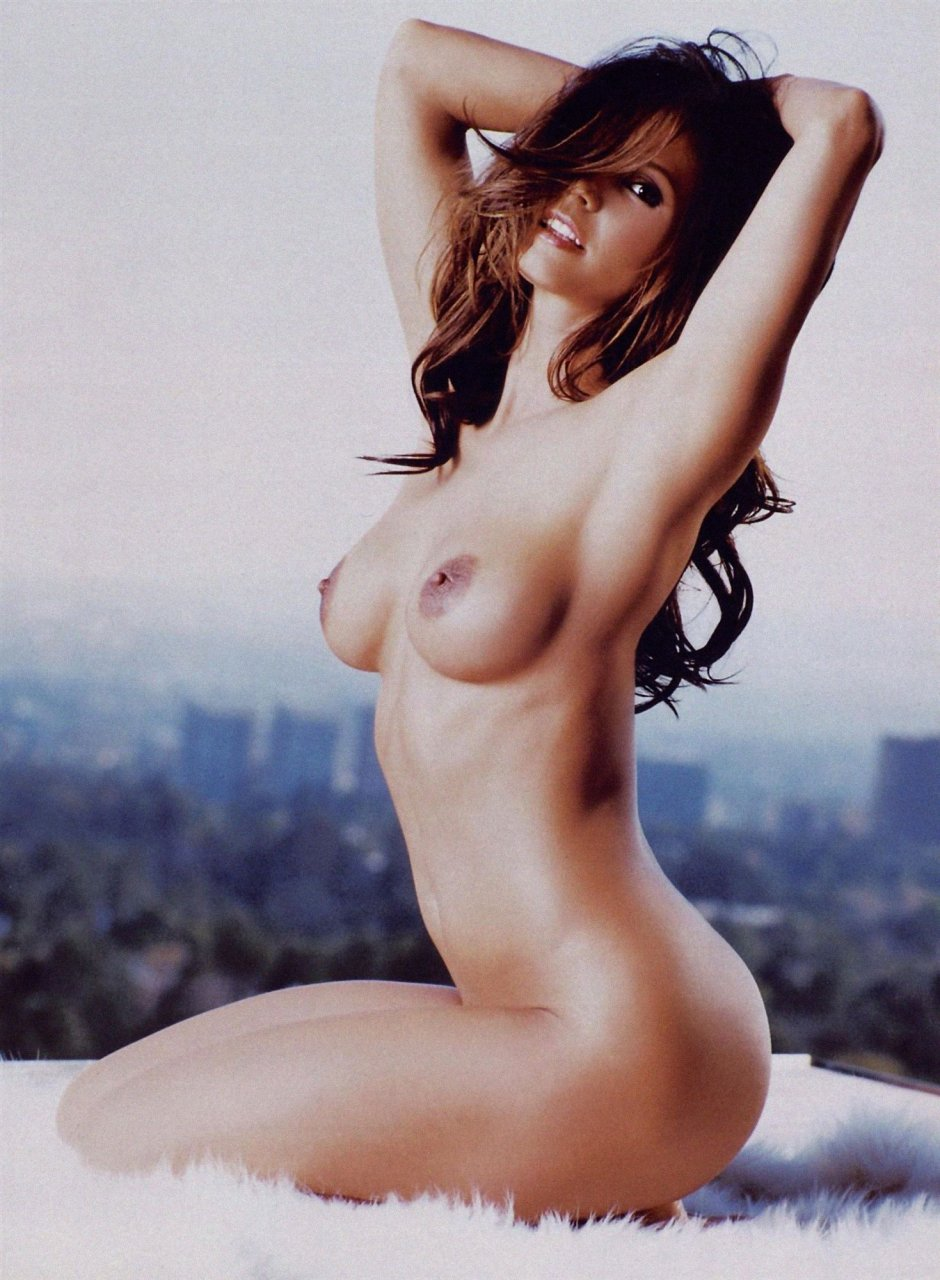 With you Charisma carpenter fake nudes