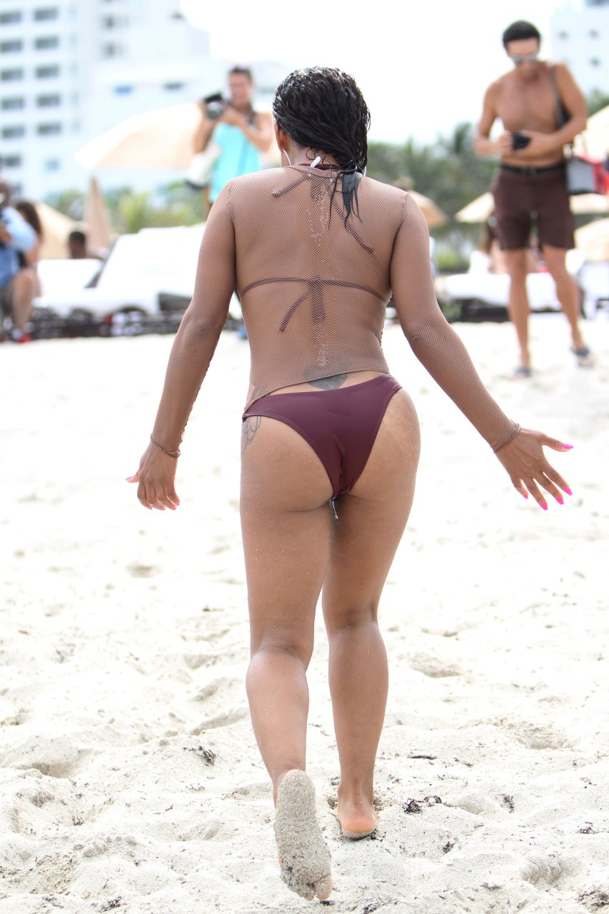 Thanks Christina milian bikini ass excellent