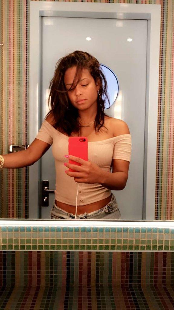 Christina Milian Sexy (7 New Photos + Video)