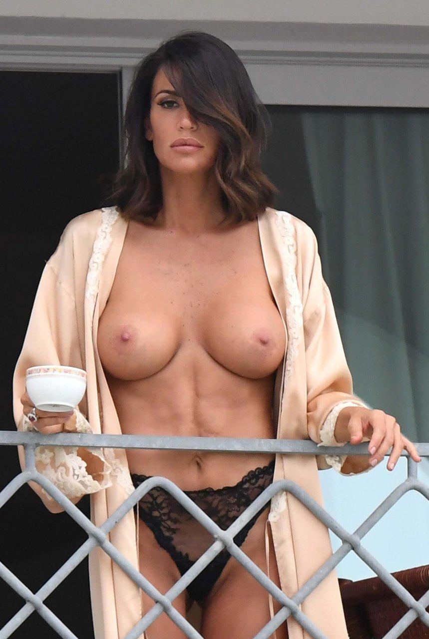 Claudia boobs