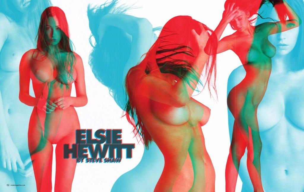 Elsie Hewitt Naked (9 Photos)