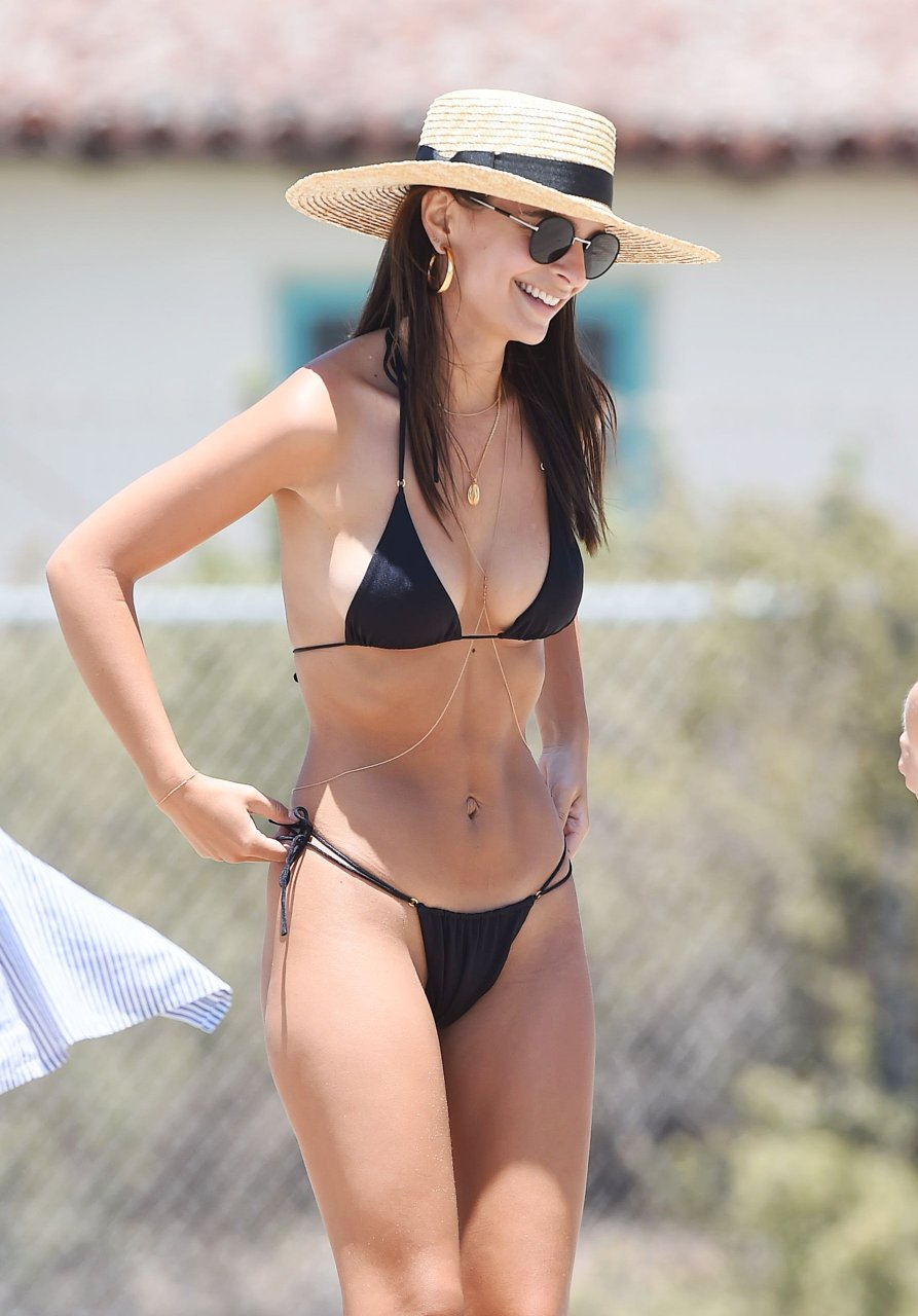Bikinis in older celebrities