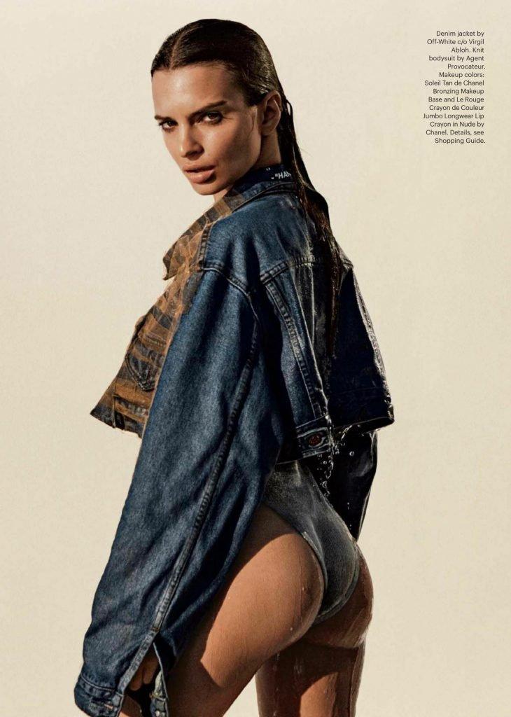 Emily Ratajkowski (8 Sexy Photos)
