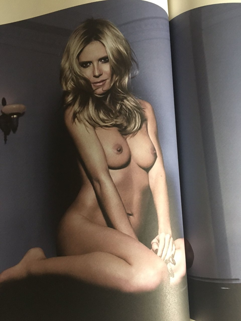 Heidi Klum Nude 17 Photos