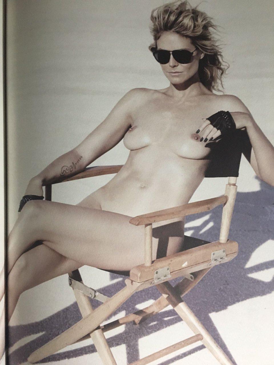 Heidi Klum Nudes