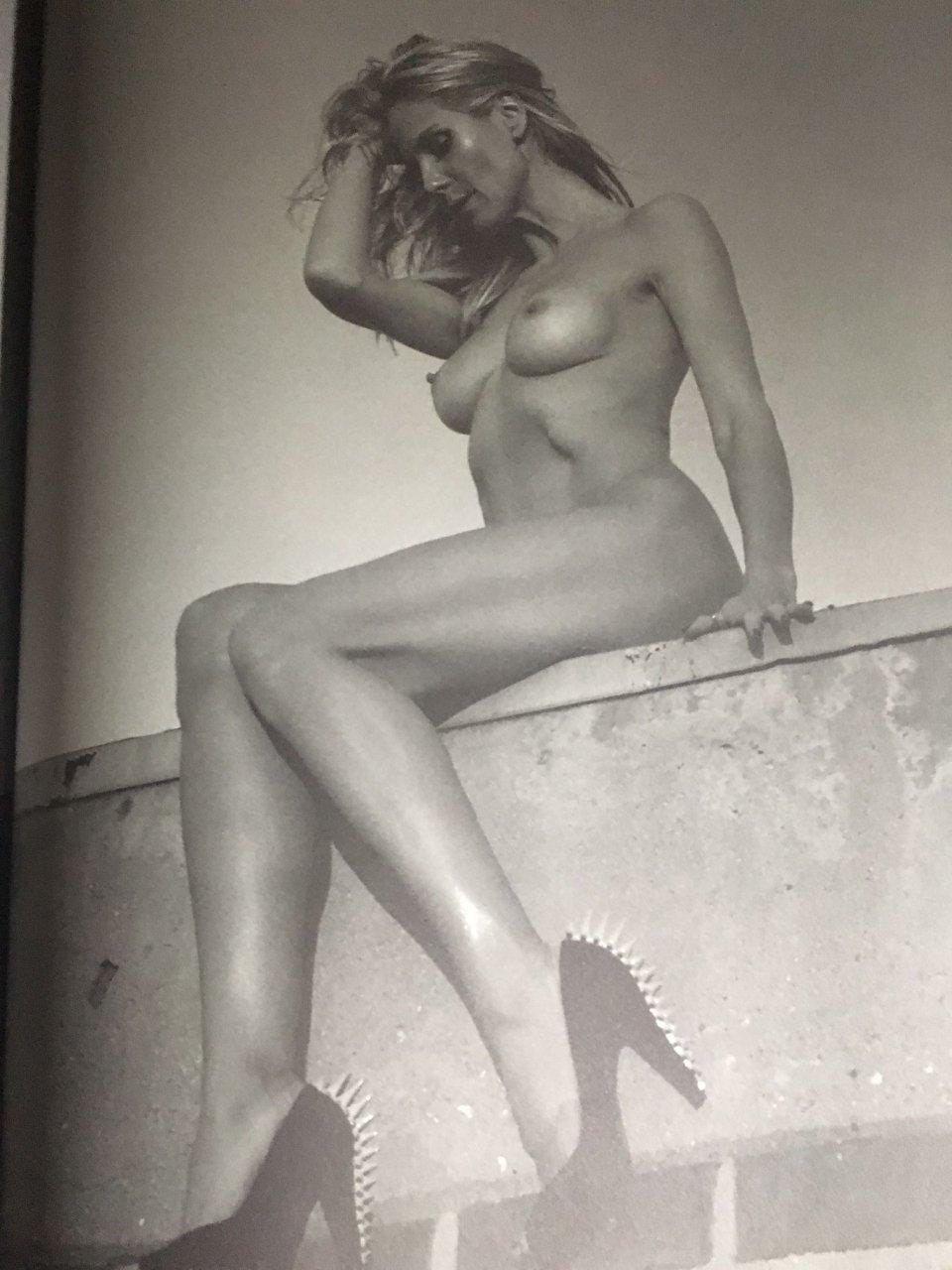 Nude heidi klum pussy the 18th