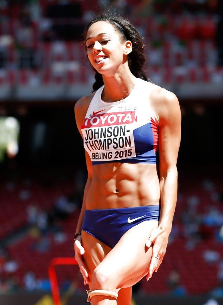 Katarina Johnson-Thompson Sexy (17 Photos)