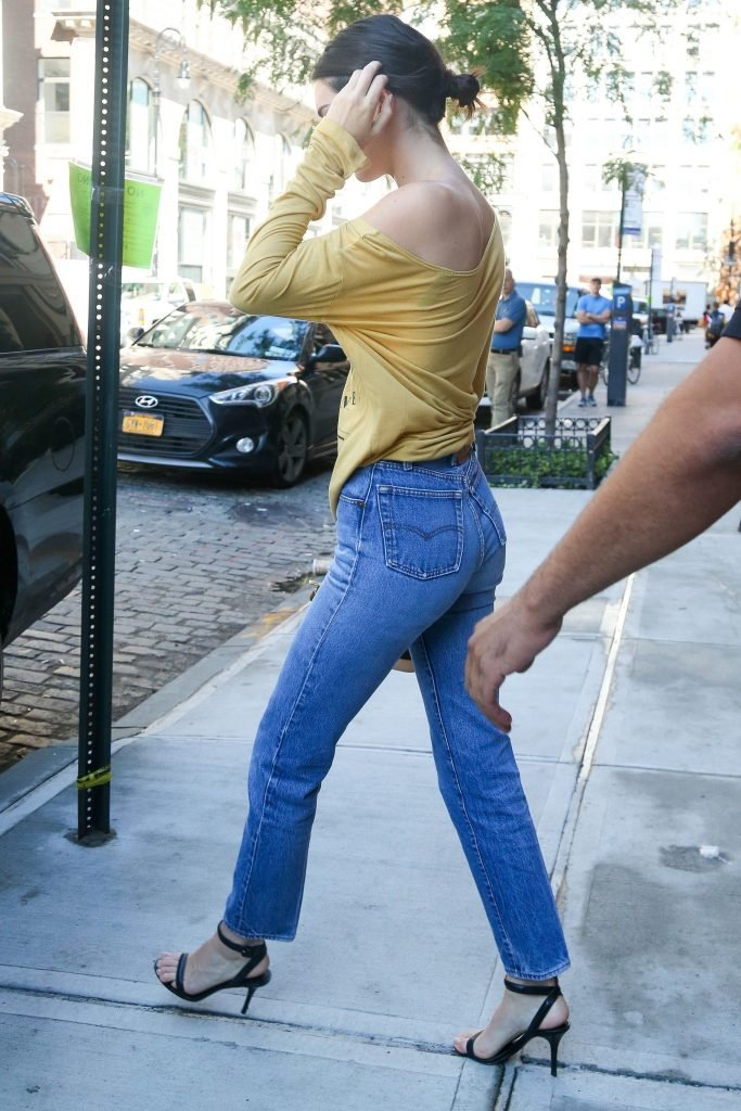 Kendall Jenner Braless (31 Photos)