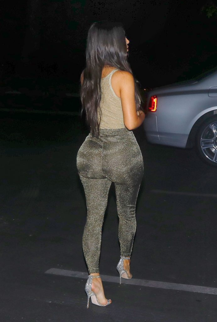 Kim Kardashian See Through (11 Hot Photos)