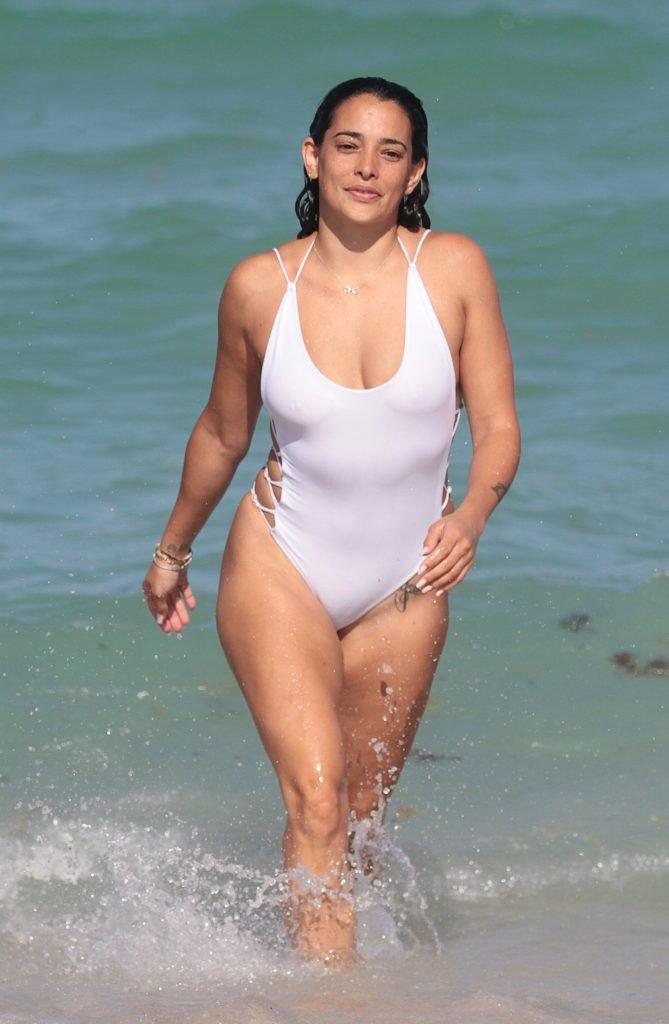 Natalie Martinez See Through (27 Photos)