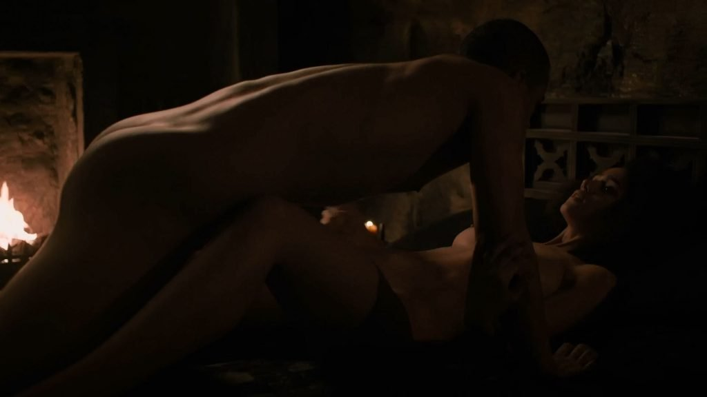 Nathalie Emmanuel Nude – Game of Thrones (2017) s07e02 – 1080p