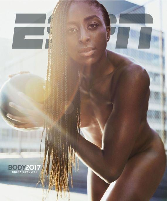 Nneka Ogwumike Nude (15 Photos + Video)
