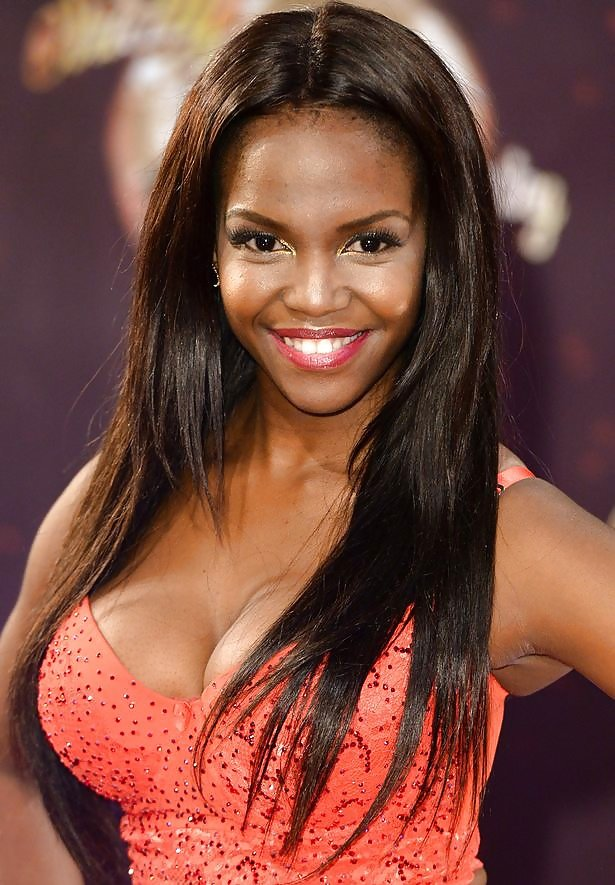 Oti Mabuse Sexy (12 Photos)   #TheFappening
