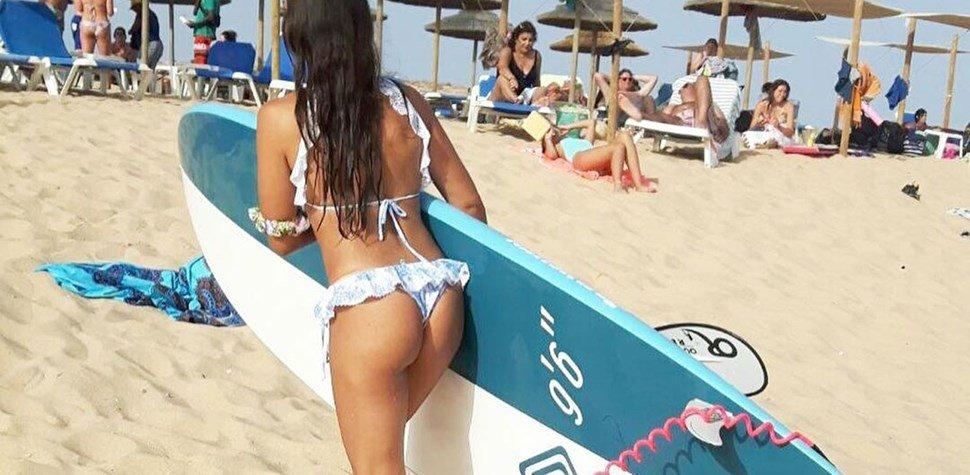 Vanessa Rebelo Sexy (12 Photos)