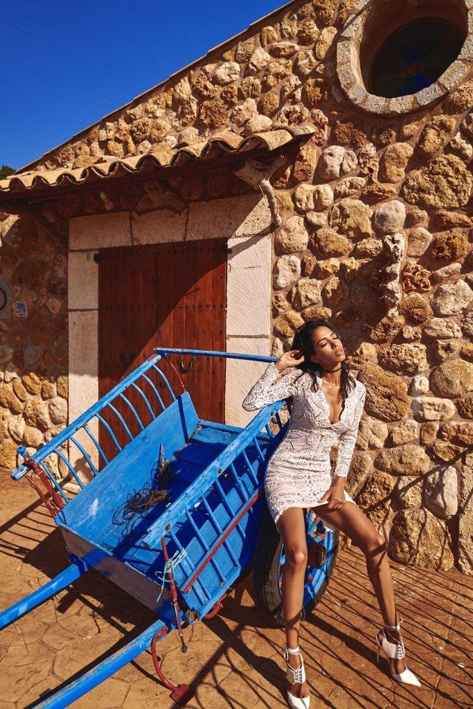 Zohre Esmaeli See Through (27 Photos)